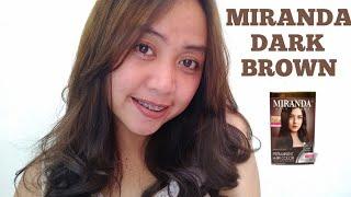 MIRANDA DARK BROWN | #JUNITASARI