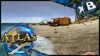 NEW Base Place! :: [PE] Atlas Let's Play :: E02