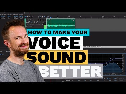 , title : 'How to Make Your Voice Sound Better in Multitrack (Adobe Audition Tutorial)