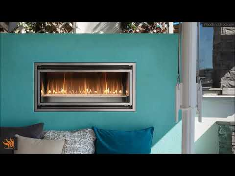 Montigo Mahana PL42VO Ventless Outdoor Fireplace