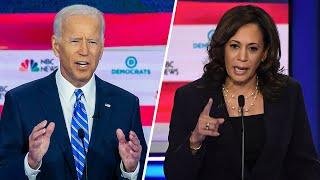 Joe Biden Picks Kamala Harris to Be Running Mate | NBC New York