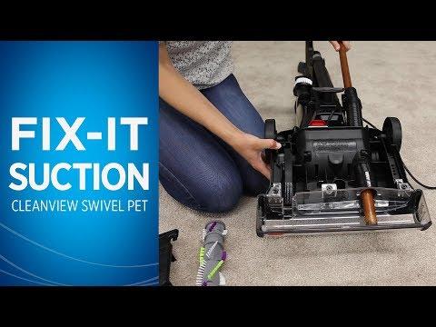Cleanview 174 Swivel Rewind Pet Deluxe 2258 Bissell Vacuum