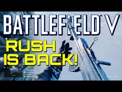 Battlefield 5: Rush is Back! 🔥