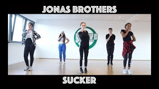 Jonas Brothers   Sucker | Choreography By Mareike | Groove Dance Classes