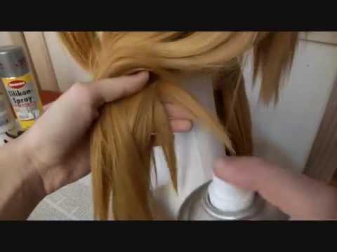 Tonirujuschtscheje das Mittel für das Haar wella