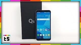 Test: LG Q6 – schickes Smartphone mit FullVision-Display