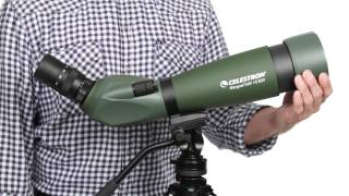 Celestron Regal M2 80mm ED 20-60X Spotting Scope - 52305