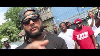 "Mista Siccs ft. Sean Paul of YoungBloodz & Big Texas - ""Street Shit"" (Offical Video)"