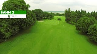 preview picture of video 'Bahn 2 | Golfclub Sieben-Berge Rheden'