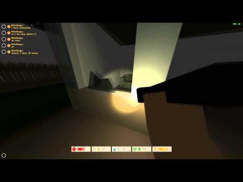 серьёзные игры с legosky007 (Unturned)