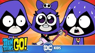 Teen Titans Go! | Mood: Raven | DC Kids