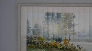 Anatolijaus Ščiogolevo akvarelių paroda