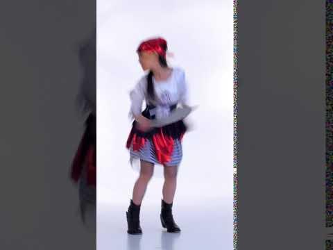 Mädchenkostüm Piratin Lilly Blaumarie | dressforfun