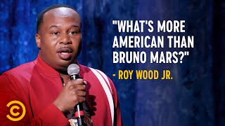 America's National Anthem Should Be a Bruno Mars Song - Roy Wood Jr.