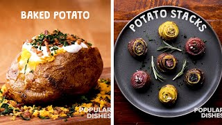 10 Potato Hacks for that Midnight Snack You've Been Craving! So Yummy