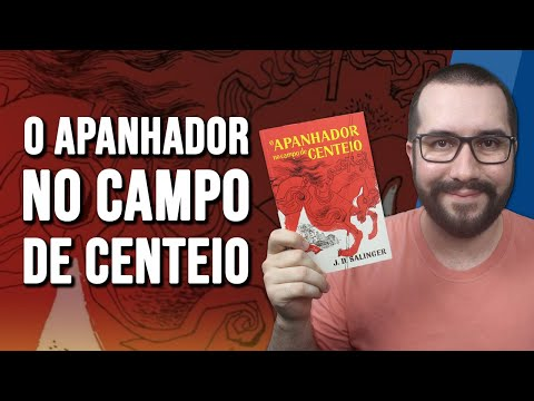 O APANHADOR NO CAMPO DE CENTEIO, de J. D. Salinger - Resenha