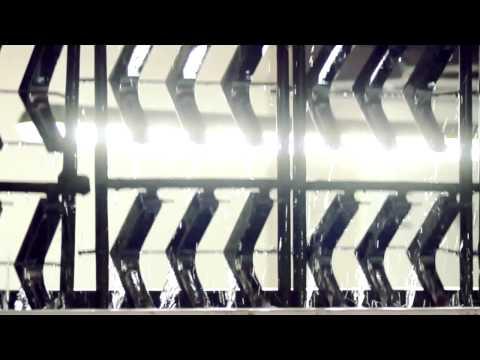 3 Как создается смеситель Hansgrohe нанесение покрытий