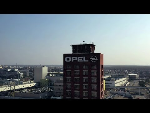 3D sensor from ifm provides efficient support for Opel's plant construction