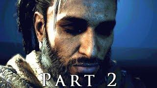 ASSASSIN'S CREED ORIGINS Walkthrough Gameplay Part 2 - Khemu (AC Origins)