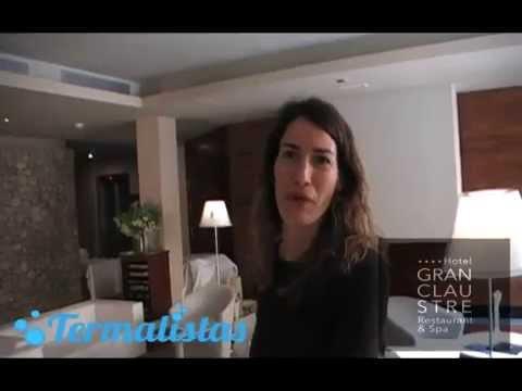 Hotel Gran Claustre - Habitaciones - Altafulla - Tarragona - Termalistas.com