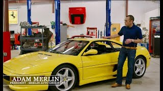 Ferrari F355 Buyer's Guide | Adam Merlin