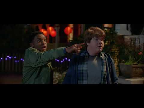 Goosebumps 2: Haunted Halloween (TV Spot 'So Big')