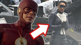 How is Iris West a Speedster? - The Flash Season 4