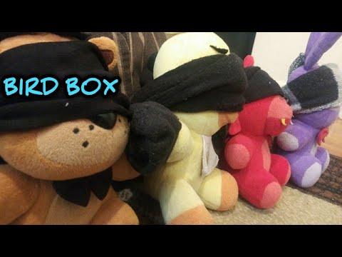FNAF Plush Movie - Bird Box