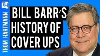William Barr: Nixon to Trump, Covering Up Republican Crimes (w/ Lamar Waldron)