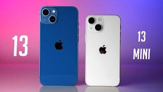 Review: Apple iPhone 13 & iPhone 13 Mini (Deutsch)   SwagTab