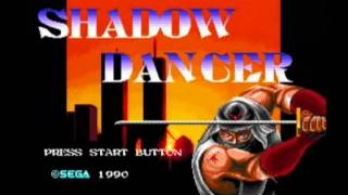 In The Dark - Shadow Dancer SEGA Mega Drive