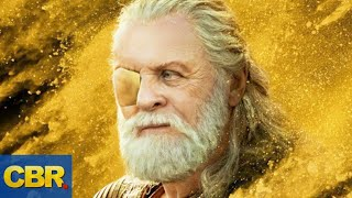 This Is Why Marvel's Odin Is Actually A Villain (MCU Theory)