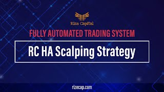RCHAScalping – Premium Strategy for NinjaTrader 8
