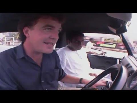 Blind navigator motorsport | Clarkson's Motorworld | BBC autos