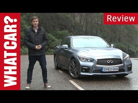 2014 Infiniti Q50 review - What Car?
