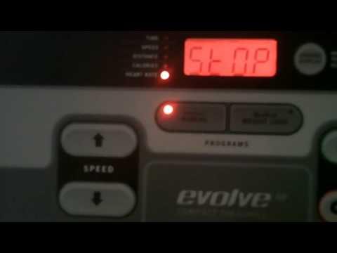 Horizon Evolve SG Treadmill
