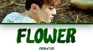 CHEN [첸] FLOWER (꽃) Lyrics/가사 [Han|Rom|Eng]