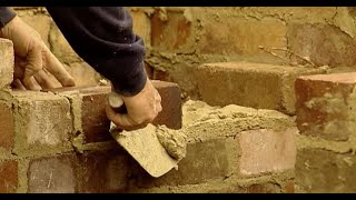 How To Lay Bricks Part 3: Laying The Bricks