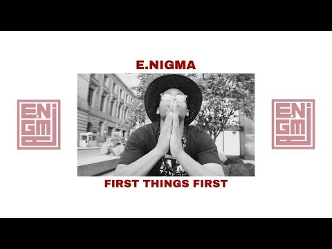 E.Nigma – First Things First: Music