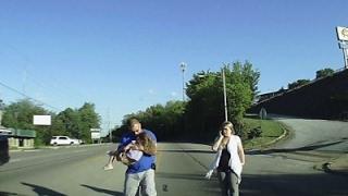 Dashcam Video Captures 4-Year-Old