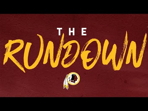 The Rundown - Episode 3 - With Ryan Kerrigan