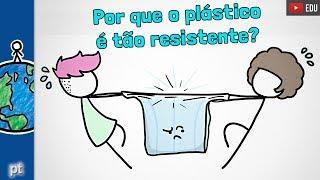 Por que o plástico demora tanto para se decompor?
