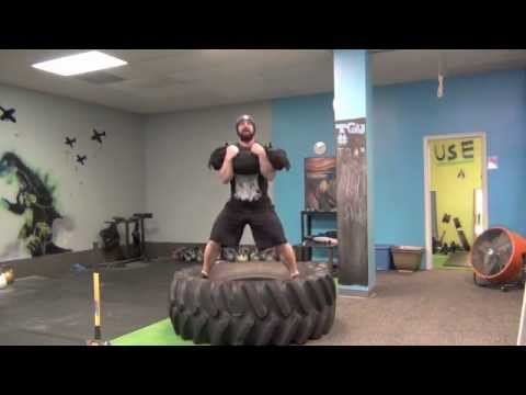 What Are Those Giant Tyres In Gyms?