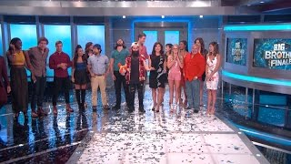 Big Brother - America's Favorite Houseguest
