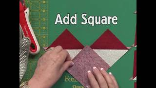 Short & Fast: Quick-Pieced Flying Geese -- No-Cut Triangles!