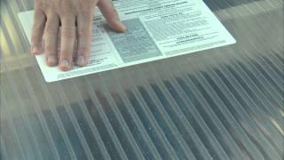 Boarding Windows with Polycarbonate Hurricane Panels - Hurricane Preparedness