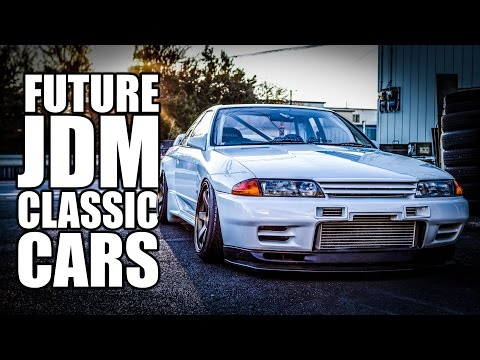 9 JDM Cars That Are Sure Future Classics