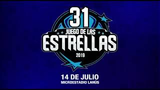 Juego de las Estrellas - Promo 31º edición en Lanús