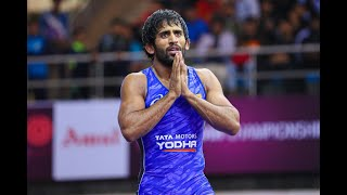Tokyo Olympics: Know Your Stars - Wrestler Bajrang Punia