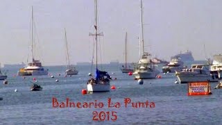 preview picture of video 'Balneario La Punta - 2015'